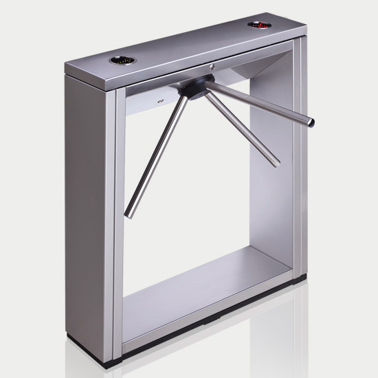PERCo TTD-03.2 stainless steel color turnstile